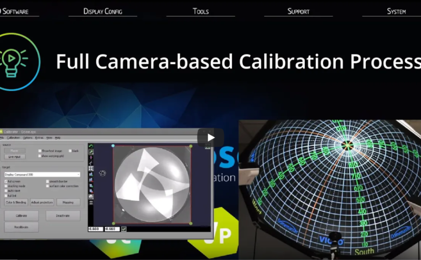 Tutorial: Full camera-based calibration process