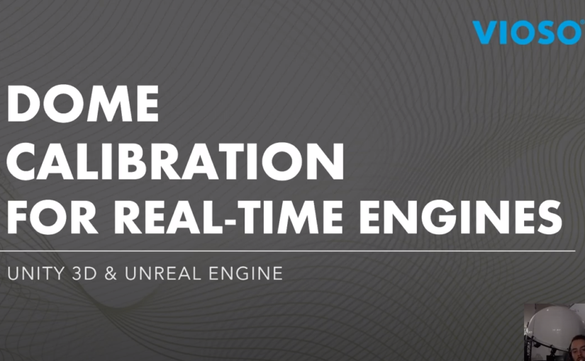 Tutorial: Unity3D and Unreal for fulldomes
